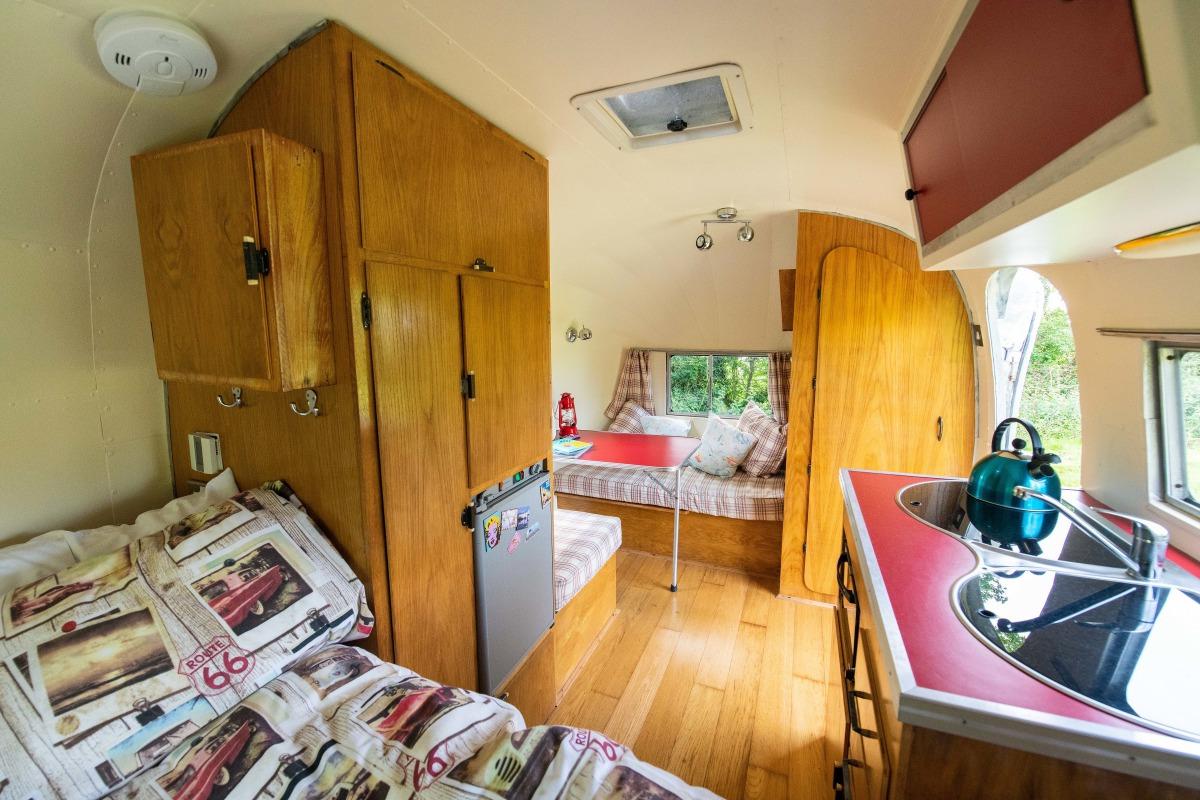 Airstream Glamping in Norfolk - Tin Can Camping - Tin Can Camping