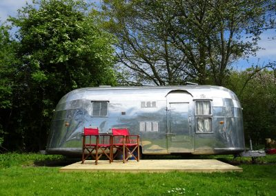 Airstream Caravanner Norfolk Glamping
