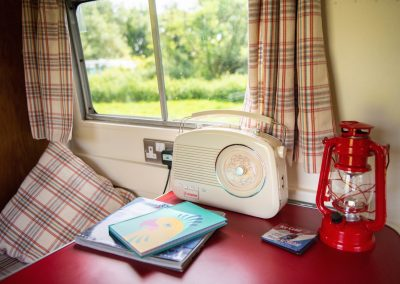 Airstream Glamping Norfolk